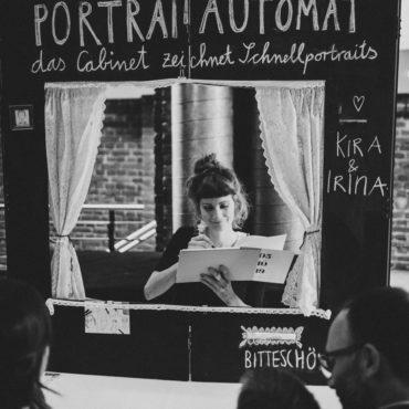 der Portraitautomat